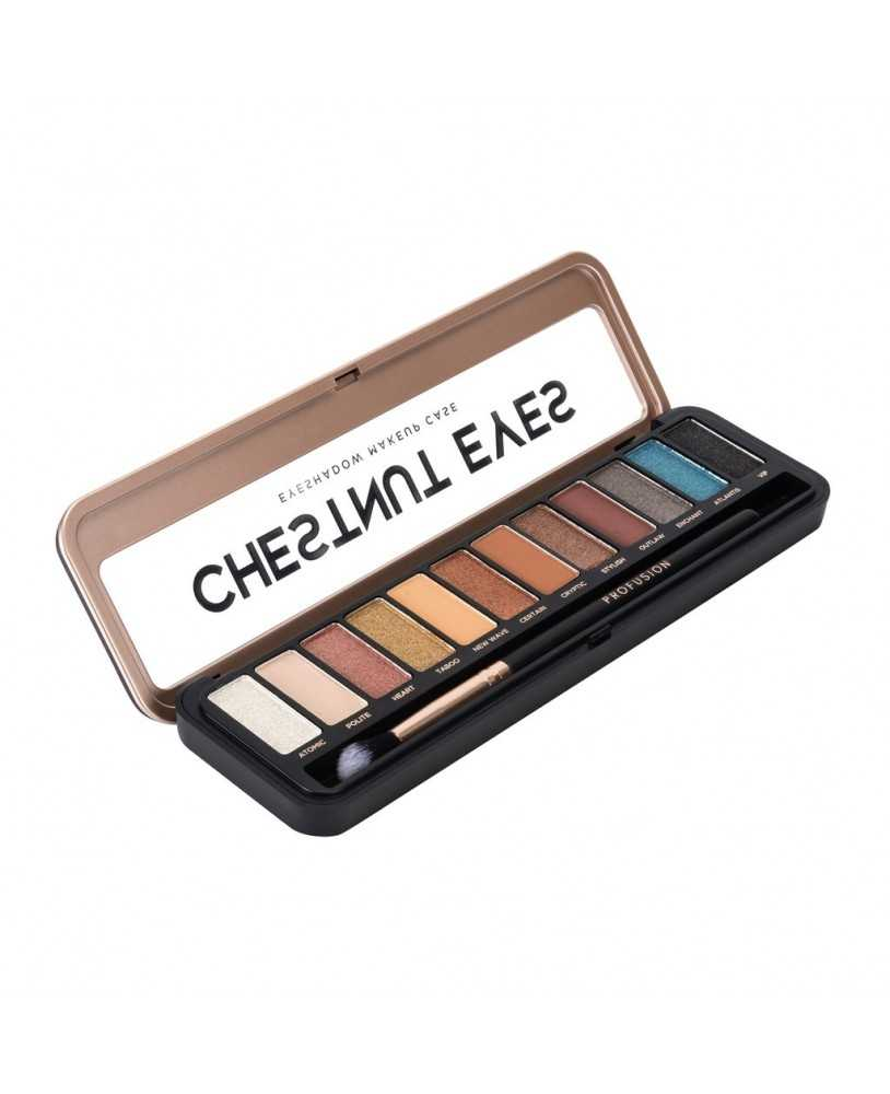 Coco Make It Yours  Profusion - Eyeshadow Case Chestnut Eyes
