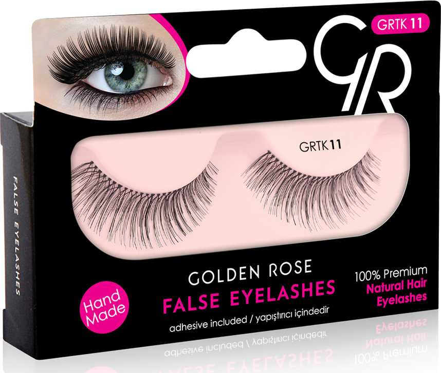 Golden Rose - False Eyelashes 11