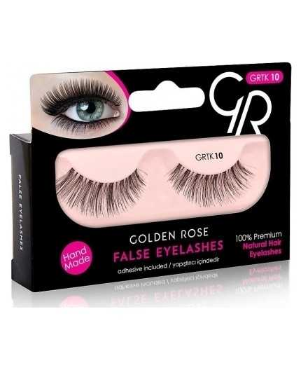 Golden Rose - False Eyelashes 10
