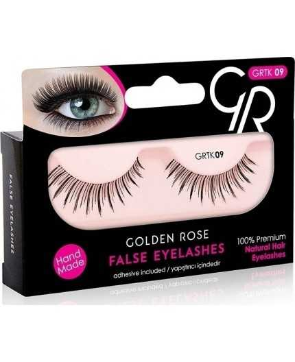 Golden Rose - False Eyelashes 09