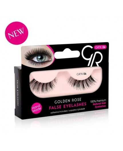 Golden Rose - False Eyelashes 06