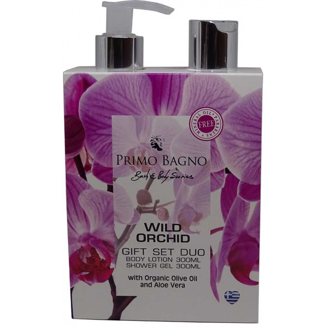 Primo Bagno - Gift Set Duo Wild Orchid