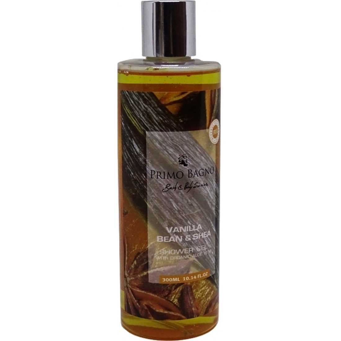 Primo Bagno - Shower Gel Vanilla Bean & Shea (300ml)
