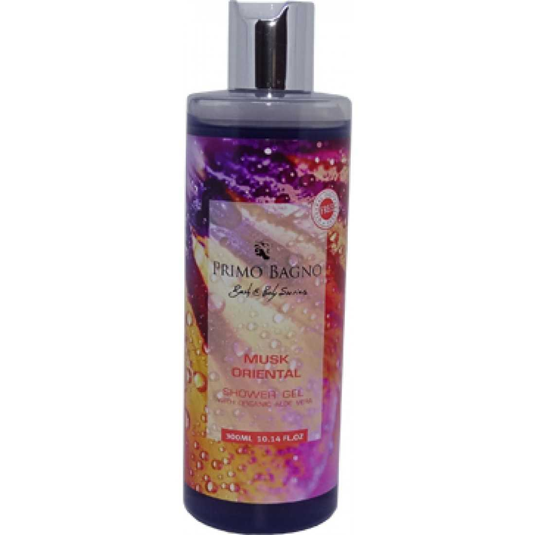 Primo Bagno - Shower Gel Musk Oriental (300ml)