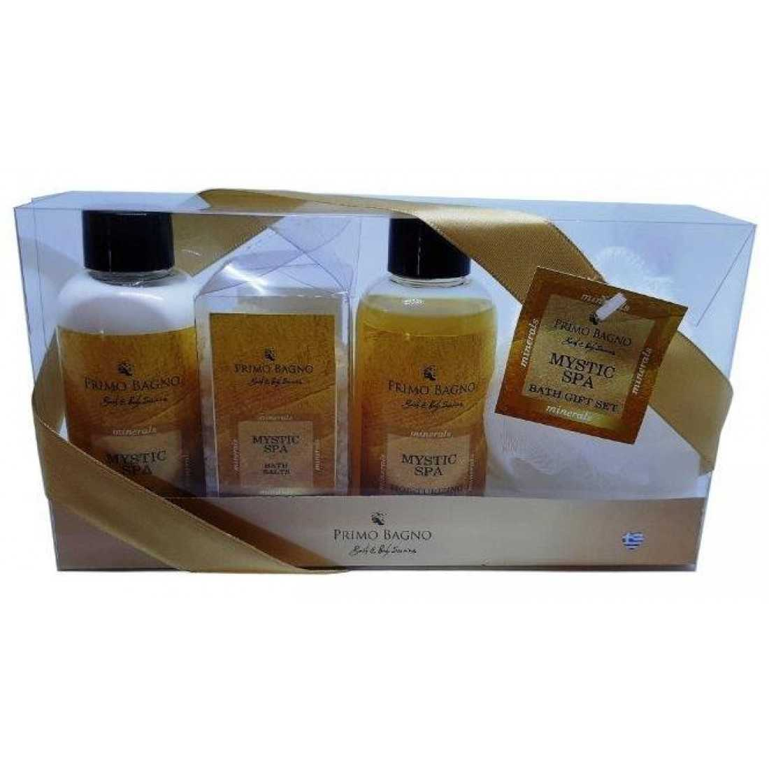 Primo Bagno - Bath Mini Gift Set Energy Spa (4τμχ)