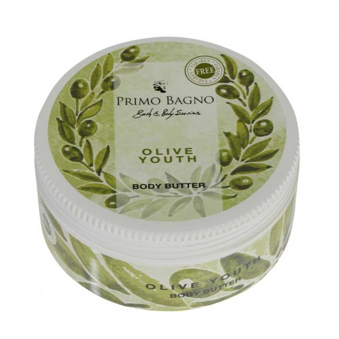 Primo Bagno - Body Butter Olive Youth