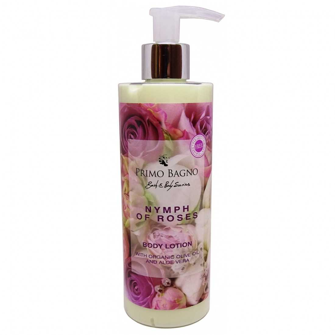 Primo Bagno - Nymph Of Roses Body Lotion