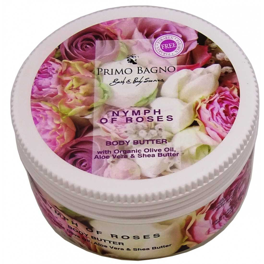 Primo Bagno - Body Butter Nymph of Roses