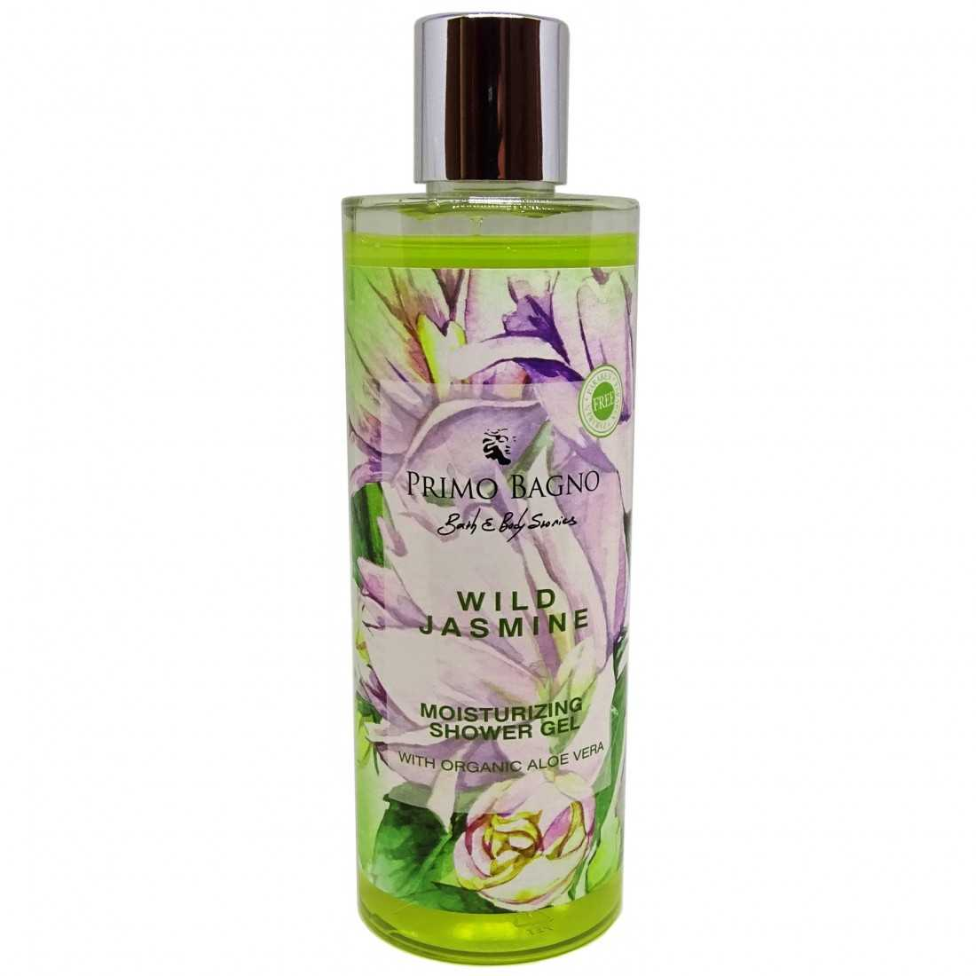 Primo Bagno - Moisturizing Shower gel Wild Jasmine