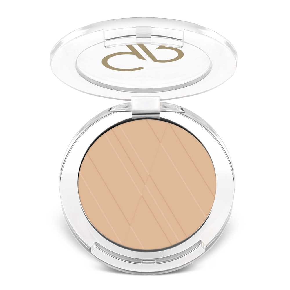 Coco Make It Yours Pressed Powder SPF 15 108 Dark Beige. Golden Rose