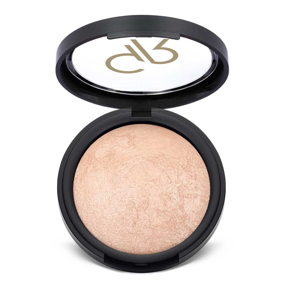 Mineral Terraccota Powder 08. Golden Rose