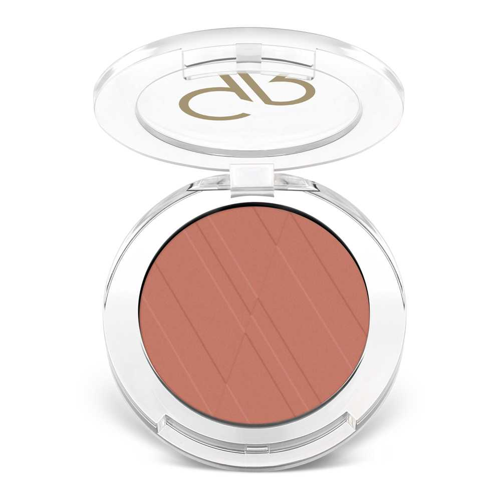 Powder Blush Coral Rose 08. Golden Rose
