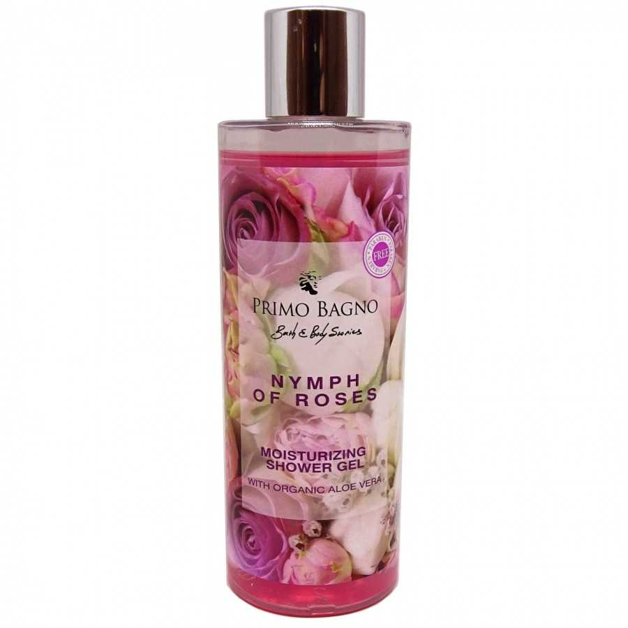 Primo Bagno - Moisturizing Shower gel Nymph of Roses