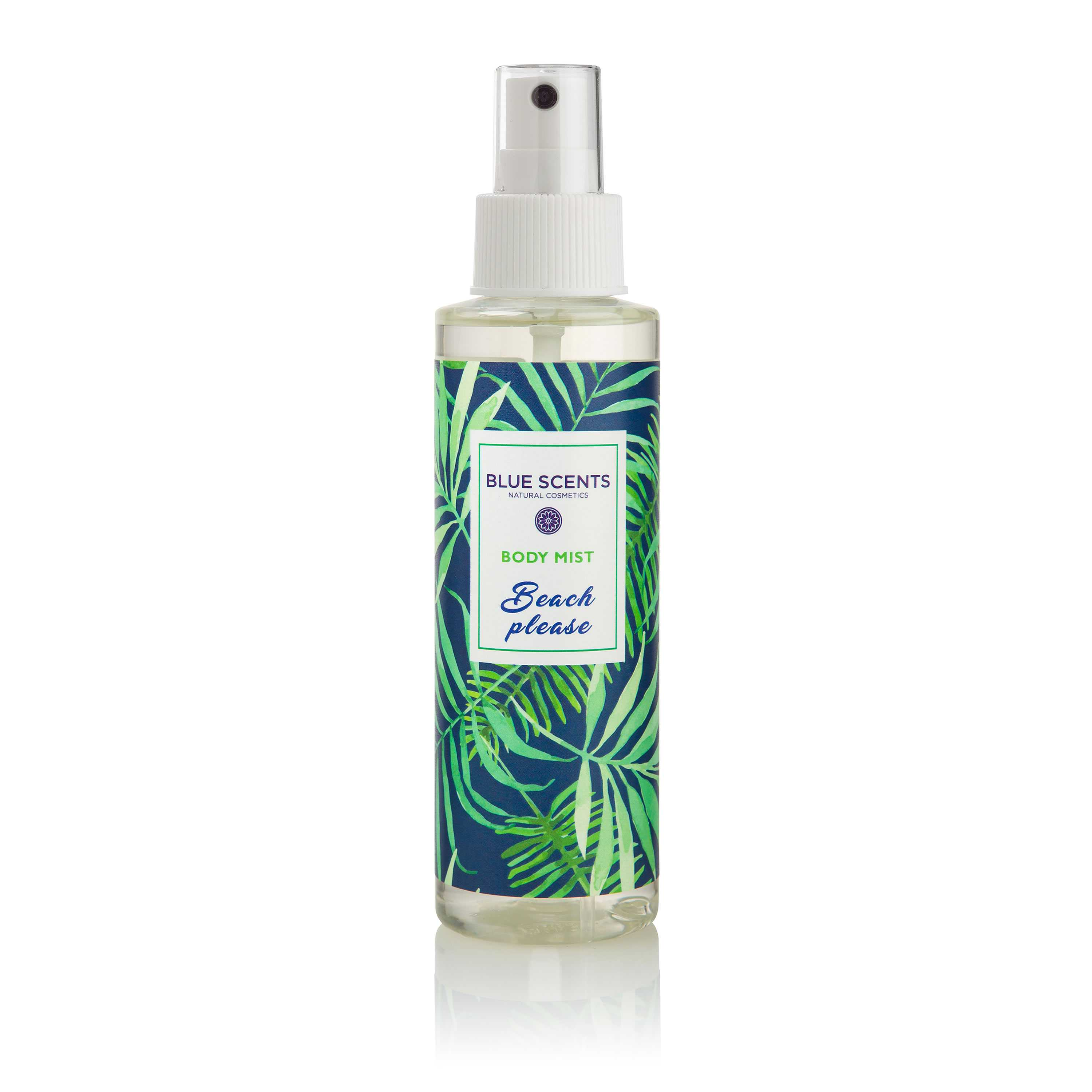 Coco Make It Yours BODY MIST BEACH PLEASE - BLUE SCENTS
