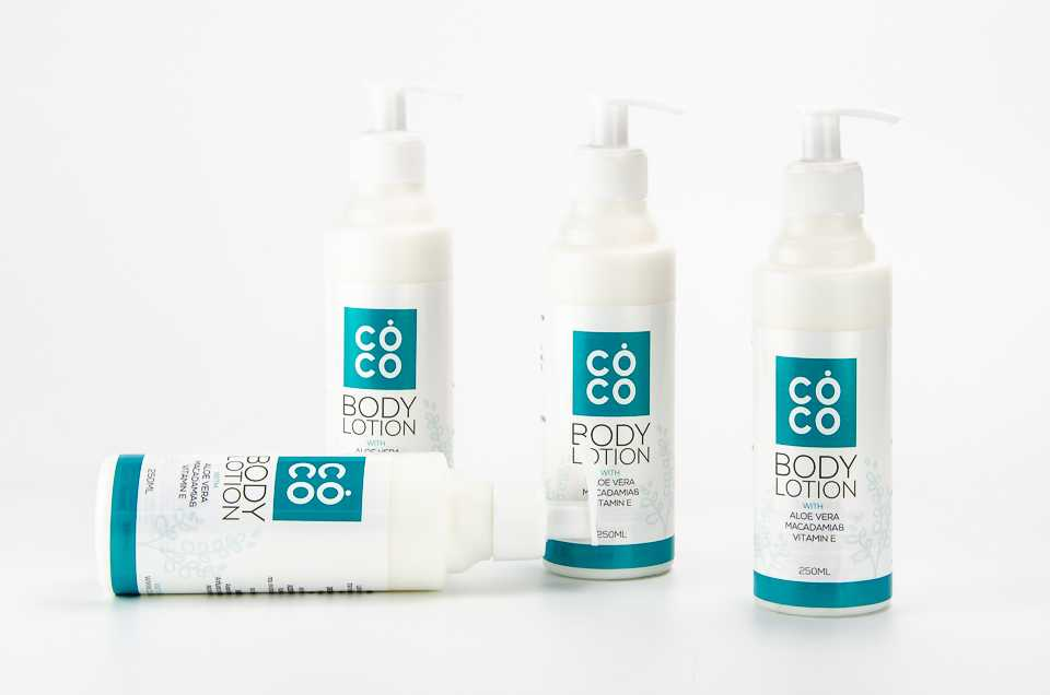 Coco Make It Yours TROPICAL COCONUT Γυναικείο Body Lotion
